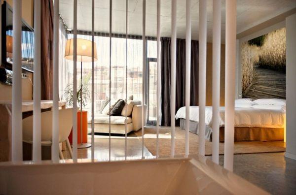 Modern Hotel Viura in Spain by Designhouses