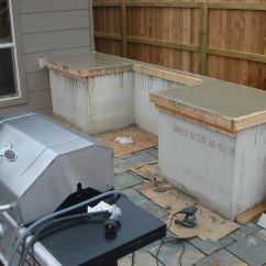 Build Your Own Outdoor Kitchen Sliding Drawers For Cabinets How To