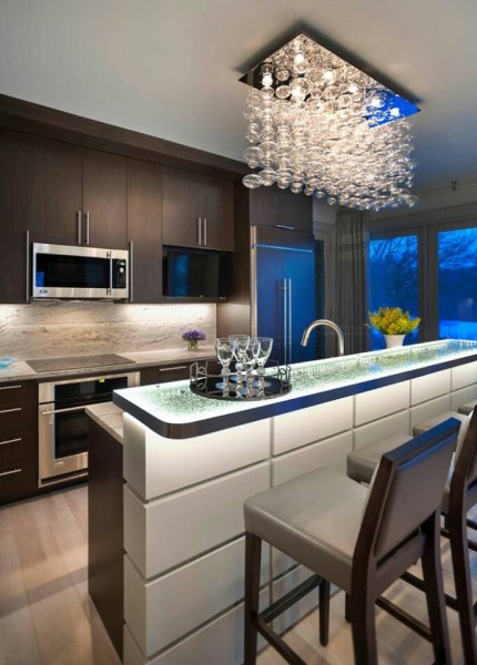 modern kitchen design ideas The Differences Between A Kitchen And A Kitchenette