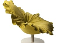 Beautiful Flower Bloom Chair by Kenneth Cobonque