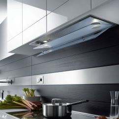 Hood Kitchen Countertop Pop Up Electrical Outlet 5 Stylish Hoods Modern Kitchens Dream About View In Gallery