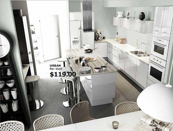 kitchen islands ikea faucet brands 10 island ideas view in gallery