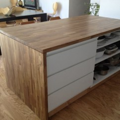 Kitchen Islands Ikea Axor Faucet 10 Island Ideas Malm