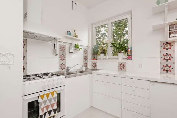 studio apartment kitchen Studio Apartment Excels In Space-efficiency With Its Creative Design