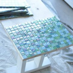 How To Build Your Own Kitchen Island Outside Cabinets Make Tile Table