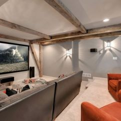 Living Rooms With Dark Grey Feature Walls Room Ideas And Yellow How To Choose The Right Color For Your Media