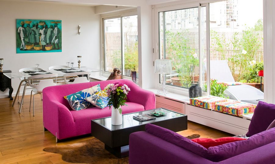 Image Result For How To Decorate A Living Room With A Red Couch