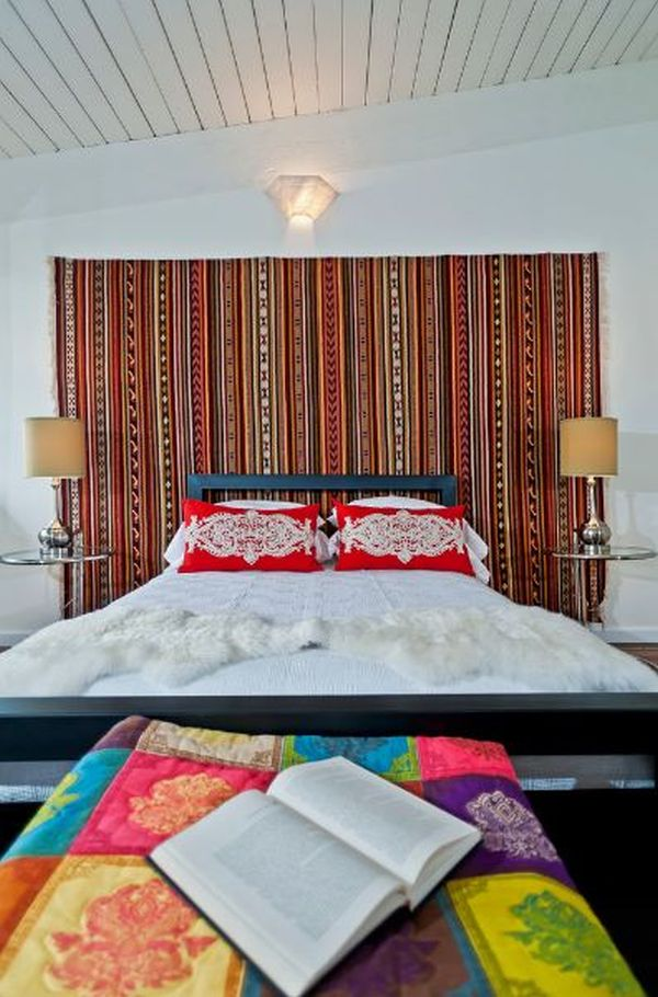 Creative Ideas For Decorating The Space Above Your Bed