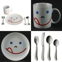 Fun dinnerware set for kids from Fitzser