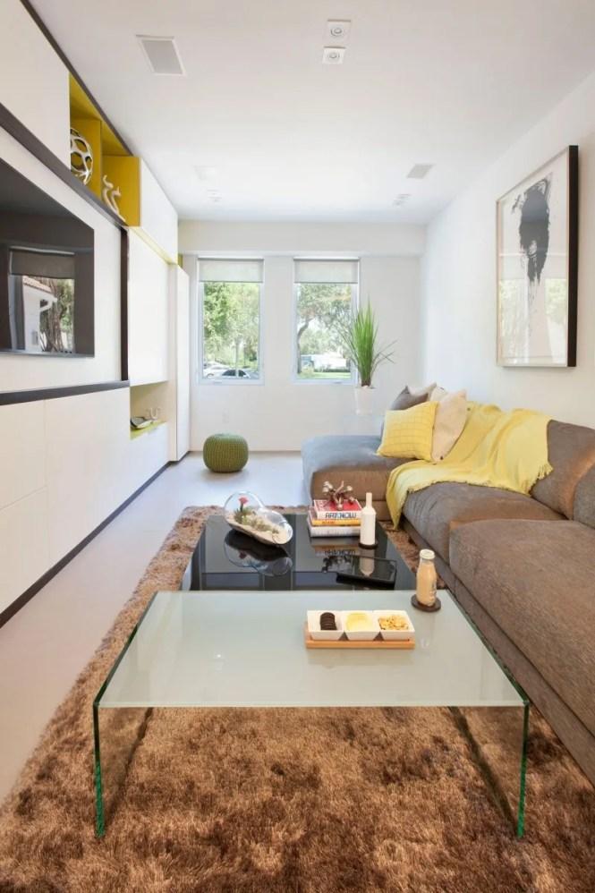 Enchanting Living Room Schemes Roomnew Narrow Long Thin Decorating Ideas Full
