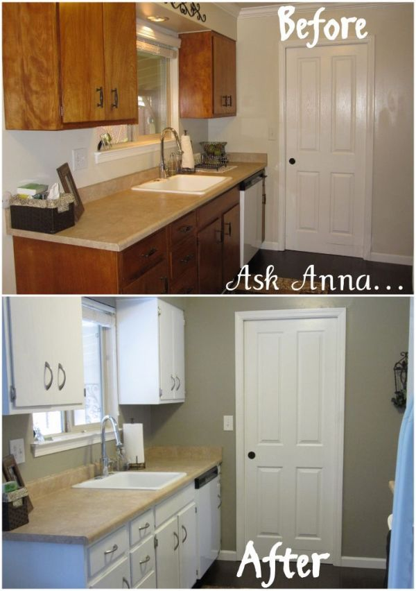 Give Your Kitchen Cabinets a Facelift