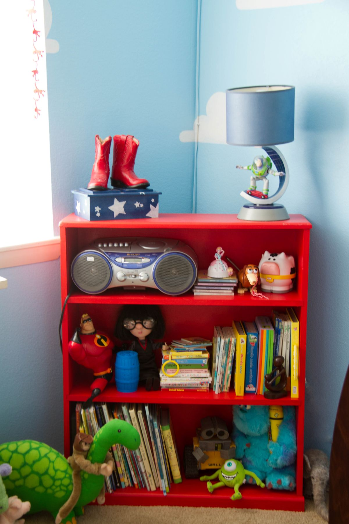 Toy StoryThemed Kids Room Design And Dcor Options