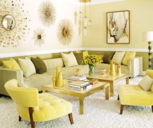 warm green colors for living room shelves and cabinets 15 chic how to decorate your using black white create a decor