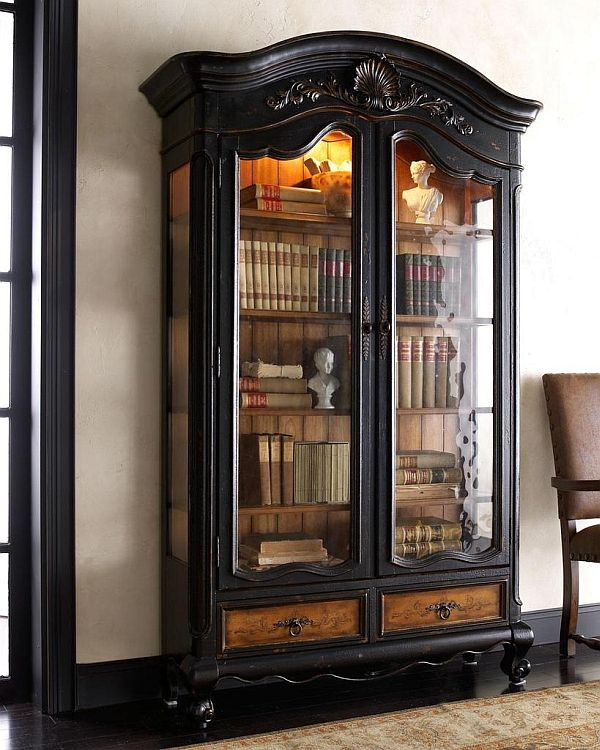 A Trip Down Memory Lane Inspired By Oldfashioned Bookcases