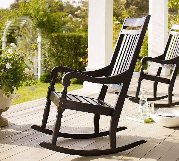 old fashioned rocking chairs best reclining chair handcrafted for relaxing outdoor moments