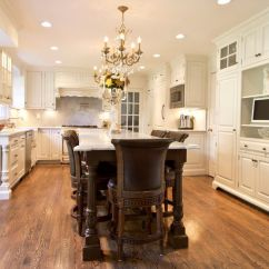 Kitchen Island Lighting Fixtures Mosaic Floor Tiles Minimalist Trends – White Cabinets For A Chic And ...