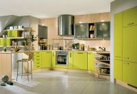 Green Kitchens Inspiration Ideas