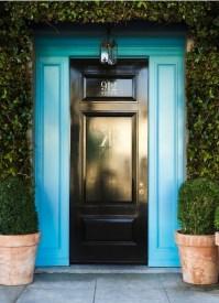 Front Doors Creative Ideas: Black Exterior Doors