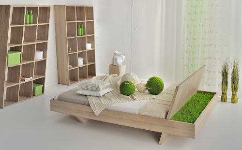 Innovative Bed From Vitamin Design