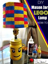 Cute DIY Mini Lego LED Lamps