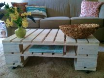 Ways Of Turning Pallets Unique Pieces Furniture