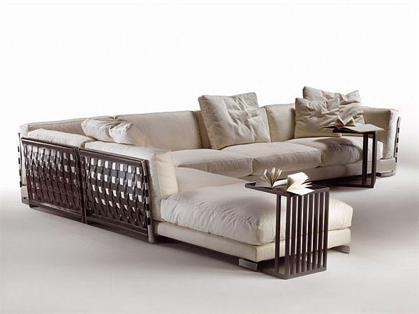 Modular Cestone furniture by Antonio Citterio