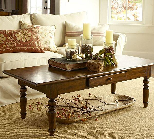 Elegant Tivoli Coffee Table