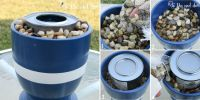 Great DIY Portable Fire Pit