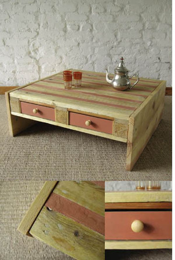 diy sofa from pallets redbrick mill sofas 21 ways of turning into unique pieces furniture oriental style pallet coffee table