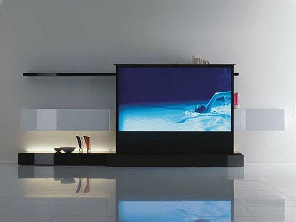 Minimalist Basi TV cabinet
