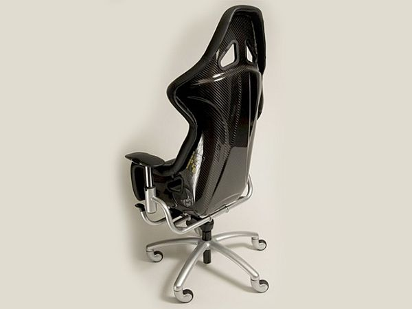 ferrari office chair stackable plastic patio chairs custom made with f360 challenge parts view in gallery