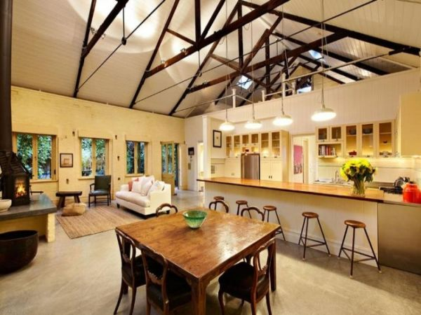 Amazing Stables Conversion In Sydney