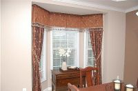 How to choose curtains for bay windows