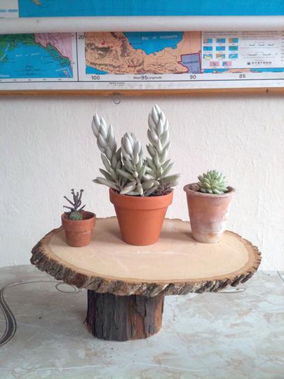 Wood Log Ideas