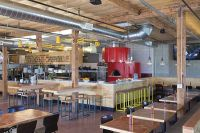 Contemporary Pitfire Pizza Interior Restaurant by Bestor ...