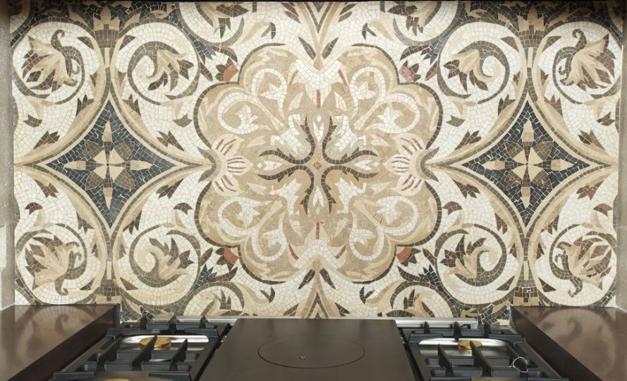 kitchen mosaic rear travel trailer 16 wonderful backsplashes sophisticated design for backsplash