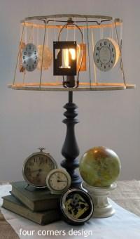 Making Your Own Vintage Lamp  8 Unique Designs