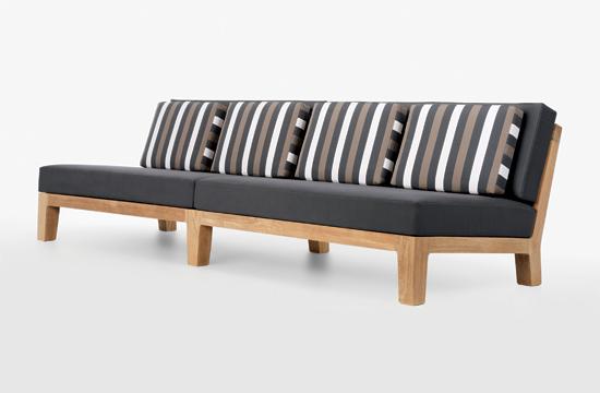 armless sofas single sofa chair brisbane the elegant banyan
