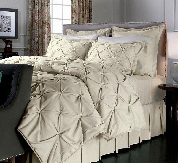 Vern Yip Faux Linen Comforter Set
