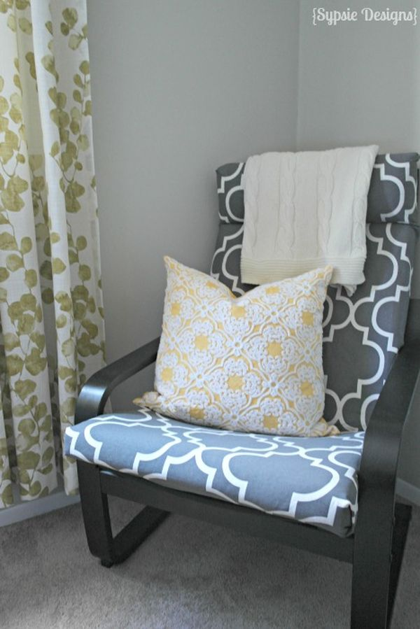 Incorporate The Ikea Poang Chair In Your Dcor And DIY