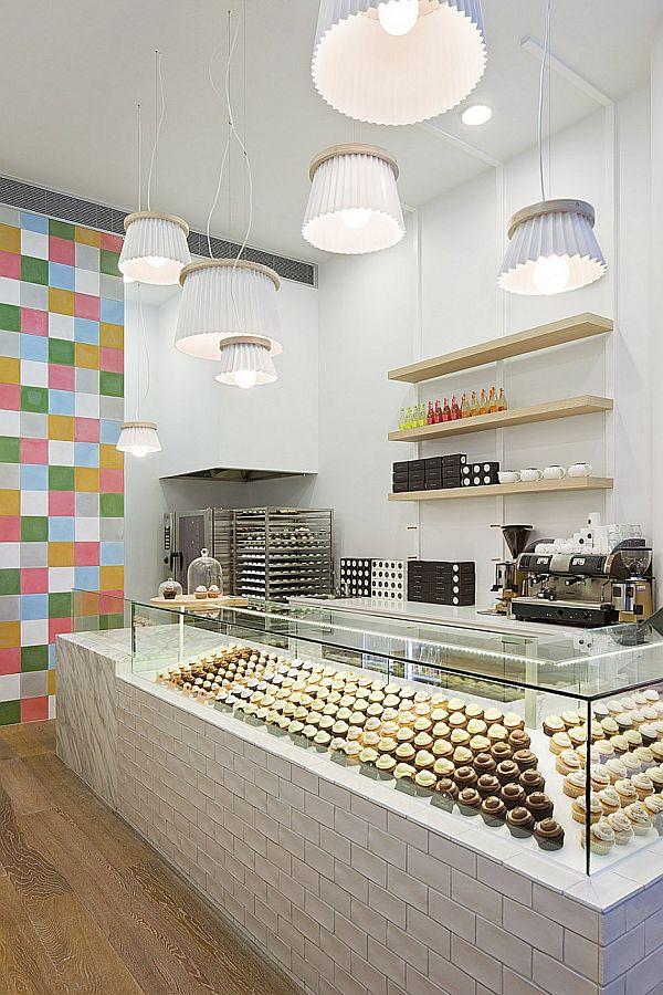 A Cupcake Shop Design Can Make You Happy