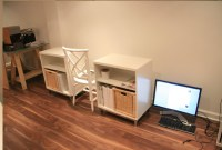 Make Your Own Corner Computer Desk, How To Make China