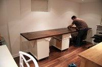 25 Awesome Build Your Own Desk Plans | egorlin.com