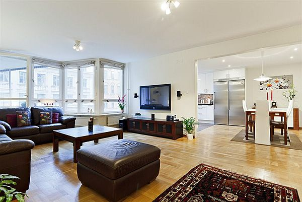 125 Sqm 41 Apartment In Stockholm For Sale