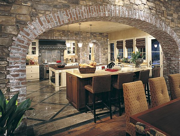 kitchen stone renovations cost create a rustic design with the help of veneers