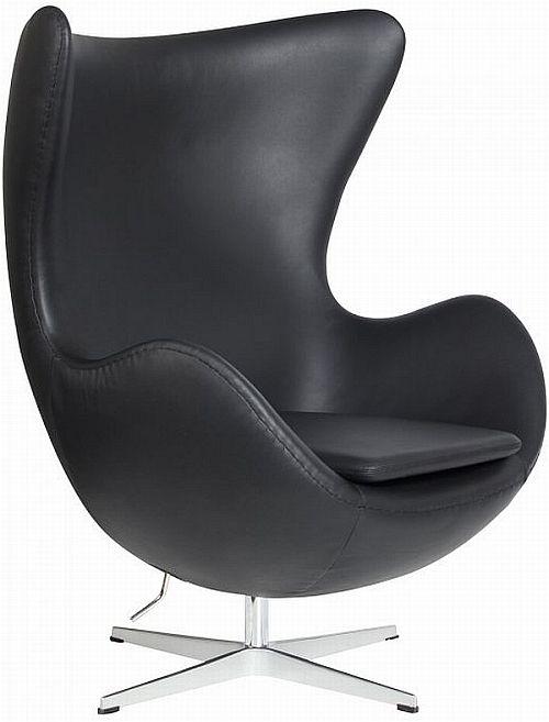 jacobsen egg chair leather adirondack photo frame arne reproduction