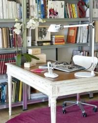 Top 38 Retro Home Office Designs