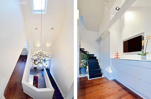 Modern 3 Storey Residence Interior Design