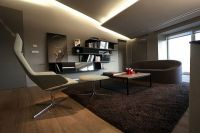 Contemporary Office Interior by Tanju Ozelgin