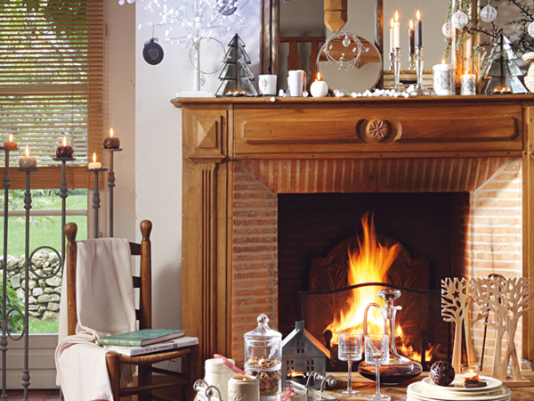 Fall Fireplace Mantel Decorations Simple Decorating Ideas
